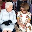 Britanska presenečenja: Kraljica na tednu mode, Kate s tatujem
