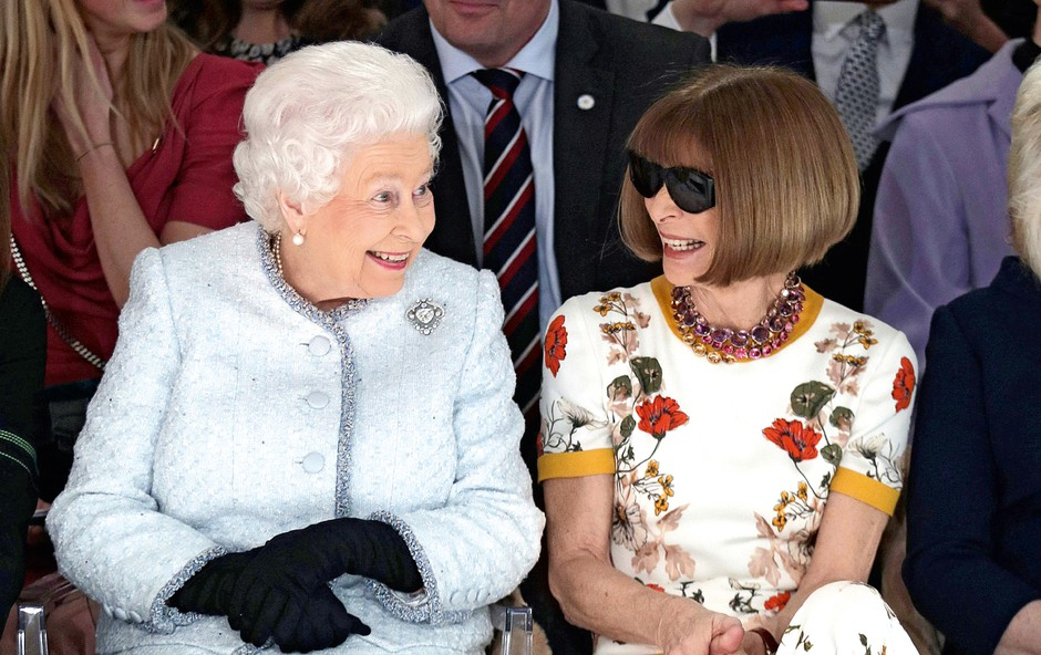 Britanska presenečenja: Kraljica na tednu mode, Kate s tatujem (foto: Profimedia)