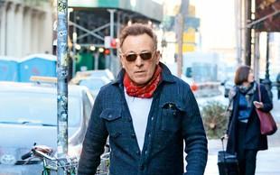 Bruce Springsteen jeseni z glasbenim dokumentarcem