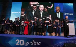 Največja očesna klinika v regiji praznovala 20 let uspešnega delovanja