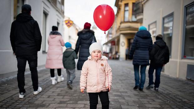 Petra Greiner: Primite za roko posebnega otroka (foto: Doris Markač)