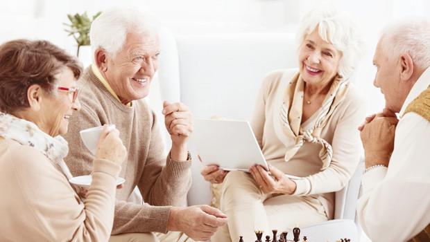 Vsak si zasluži dostojno starost! (foto: Shutterstock)