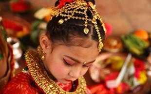 Razširjenost otroških porok po svetu se zmanjšuje, poroča Unicef!