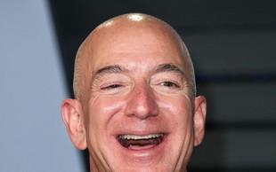 Jeff Bezos na vrhu Forbesove lestvice najbogatejših
