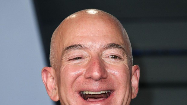 Jeff Bezos na vrhu Forbesove lestvice najbogatejših (foto: profimedia)