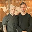 Luka Simšič (vizažist) na izobraževanje k svetovno priznanem mojstru kuhanja