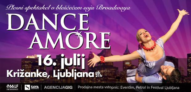 Dance Amore obljublja plesni spektakel v bleščečem soju Broadwaya (foto: Promo)