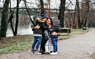 Blogerka Danijela Sluga:  Nisem razumela, kako močna je materinska ljubezen