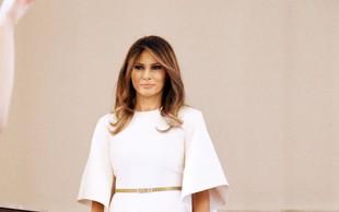 Ugibanja o dovoljenju za bivanje staršev Melanie Trump v ZDA