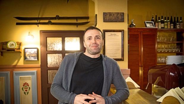 Ranko Babić bo drugič postal očka! (foto: Goran Antley)