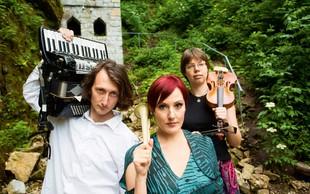 Glasbenica Brina Vogelnik se je sramovala svojega glasu