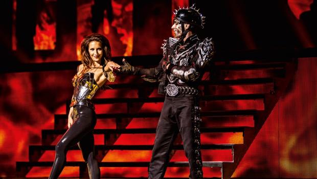 Zoltan in Andrea (Lord of the Dance): Svoboda gledalcev je najina sreča (foto: Osebni arhiv)