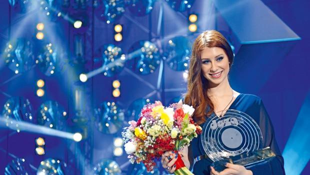 Eva Boto: Zdaj bi na Evroviziji imela več treme (foto: Primož Predalič)