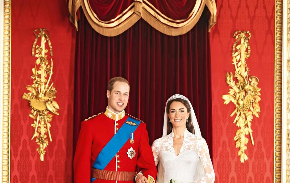 Kako so se oblekle neveste, ki so se poročile s princi? Preverite! (foto: Profimedia)