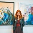 Jadralka Veronika Macarol: Slikanje je bila njena skrivnost