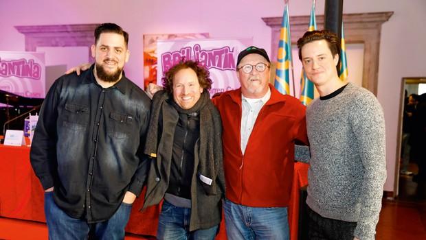 Muzikal Briljantina v Križankah: Kdo bo slovenski John Travolta? (foto: Mediaspeed)