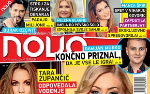 Indira Ekić: Že našla ljubezen! Več v novi Novi!