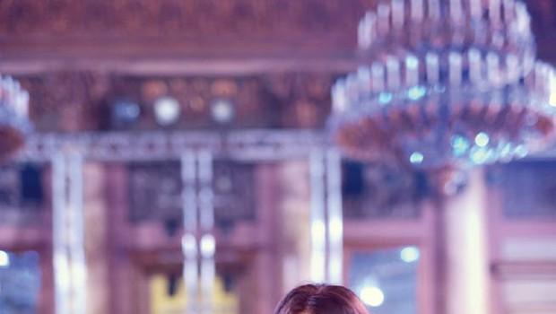 Lorella Flego delila vtise z milanskega tedna mode (foto: osebni arhiv)