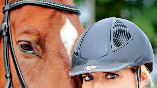 Petra Peterlin: Konji nam lahko povedo vse! (foto: Slavka Brajović Hajdenkumer)