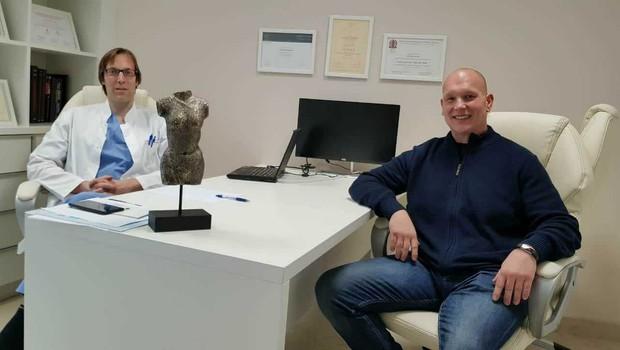 VIDEO: Namesto Bojana Papeža (The Biggest Loser) bo na operacijo šel Robi Tašner (foto: Promocijski material)