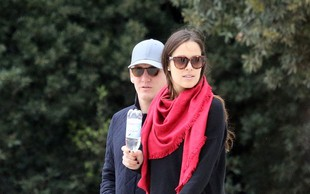 Ana Ivanović in Bastian Schweinsteiger postala starša