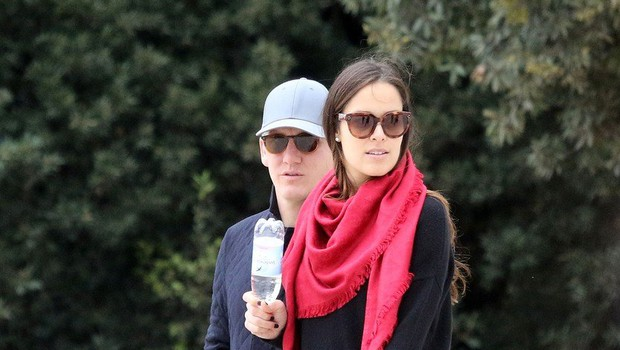 Ana Ivanović in Bastian Schweinsteiger postala starša (foto: profimedia)