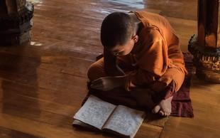 Thich Nhat Hanh: »Sedenje tu je kot sedenje na bodhijevem mestu.«