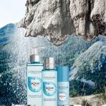 Mineralna moč izvirske vode za izdatno vlažitev kože z novo kolekcijo Aqua Réotier (foto: Loccitane Promo)