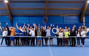 9. Zlati lopar - nočni managerski teniški turnir dvojic