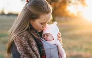Dobrodelna akcija za materinske domove po Sloveniji
