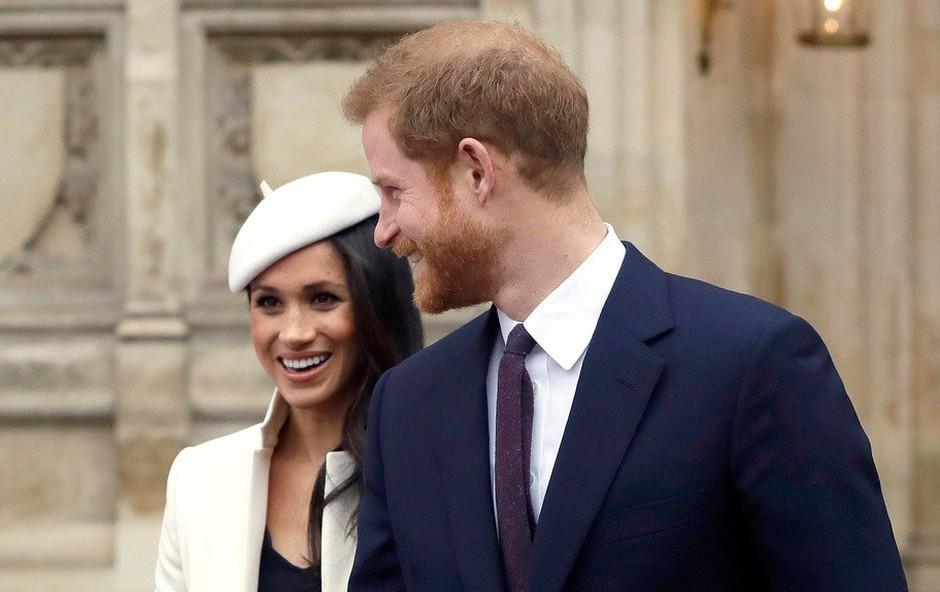 Meghan Markle bo pred poroko od kraljeve družine dobila posebno darilo (foto: profimedia)