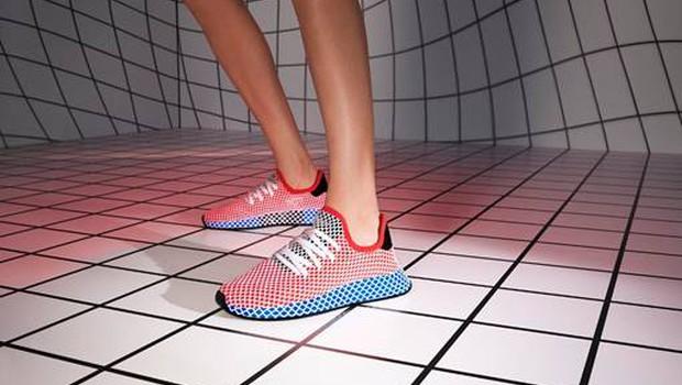 Prihajajo adidas Deerupt, najbolj vpadljivi copati letošnjega leta (foto: adidas)