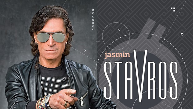 Jasmin Stavros v novem videospotu tudi kot Michael Jackson (foto: Jasmin Stavros Press)