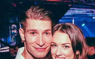 Miha Vodičar (Zvezde plešejo) in njegova Kristina se bosta poročila v Goriških Brdih