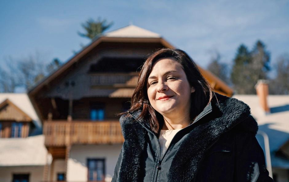 Yasmin Vodopivec: Švicarija - prostor s poslanstvom (foto: Urška Boljkovac)