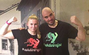 Vzporedno z novim The Biggest Loser Slovenija z izzivom začenja tudi skupina Aktivirajse!