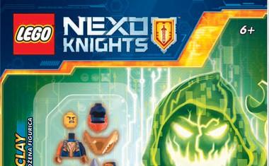 LEGO evforija: kockam, igram in filmom se pridružujejo še nove LEGO knjigice!