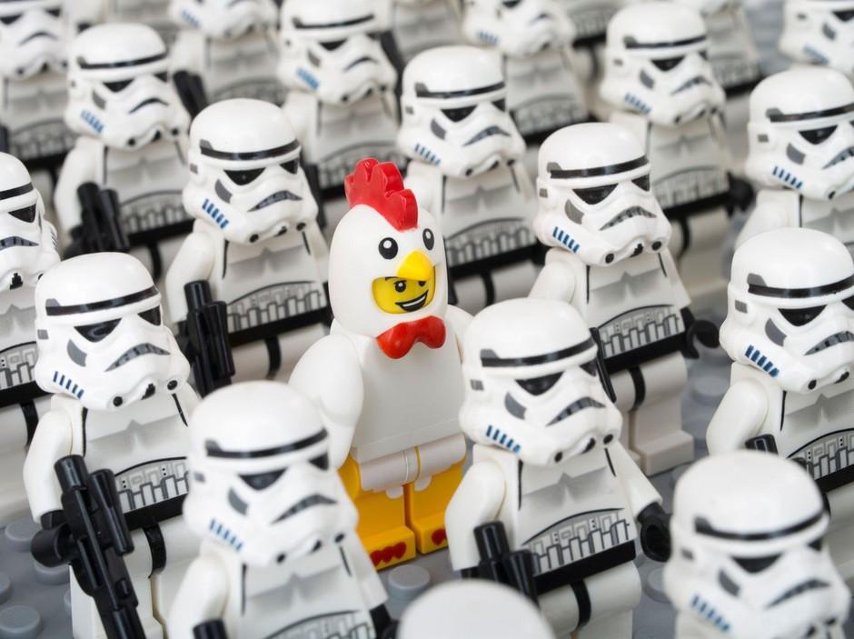 LEGO evforija: kockam, igram in filmom se pridružujejo še nove LEGO knjigice! (foto: profimedia)