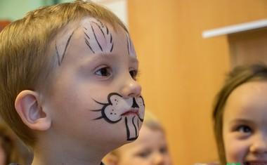 Škisova štorklja 2018: Otroci uživali v Živalskem svetu