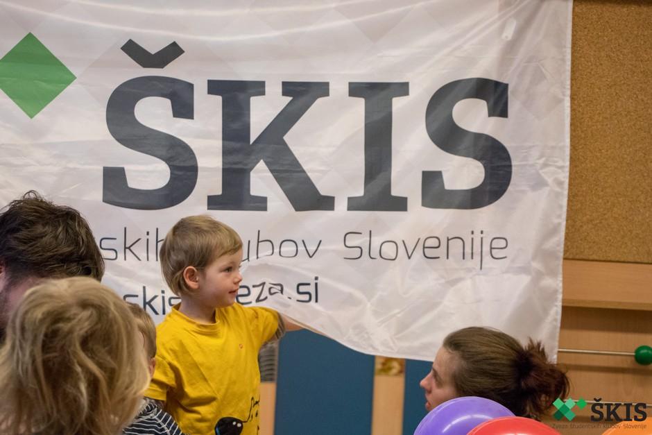 Škisova štorklja 2018: Otroci uživali v Živalskem svetu (foto: Škisova štorklja PRESS)