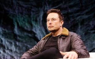 Elon Musk s Facebooka izbrisal profila podjetij Tesla in Space X