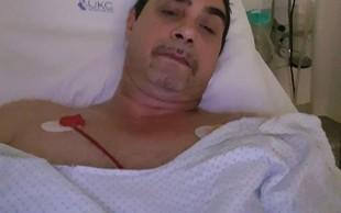 Fredi Miler po nastopu doživel srčni napad