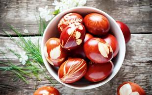 Okraševanje velikonočnih jajc - ljudska umetnost, ki zaživi vsako leto