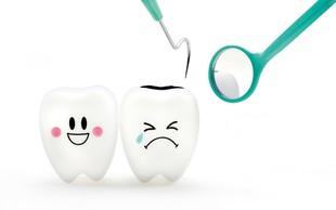 Izguba zob je nepotrebna!