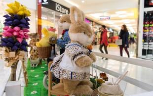 Tradicionalni velikonočni sejem bo obiskal tudi velikonočni zajček