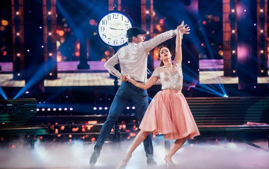 """Gorka Berden: """"Odkar sem v Zvezde plešejo, sem neprestano v modricah"""" (foto: POP TV)"""