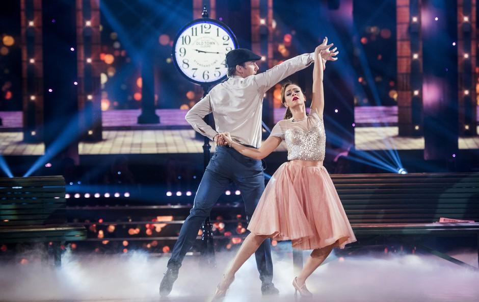 """Gorka Berden pred finalom šova Zvezde plešejo: """"Srečna sem, da sem bila del tega!"""" (foto: POP TV)"""