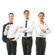 Eroika Aromatika - trije mladeniči, ki jim glasba pomeni vse