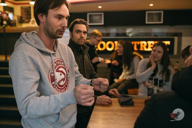 Hood Burger mladim predal neprecenljivo znanje (foto: Hood Burger Press)