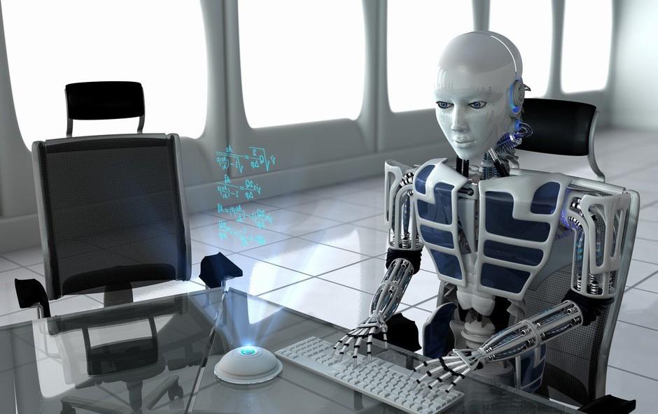 Stephen Hawking je opozoril, da bi roboti lahko povsem spremenili našo družbo (foto: profimedia)